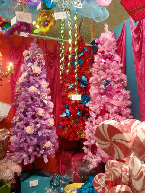 pinkxmastree40007