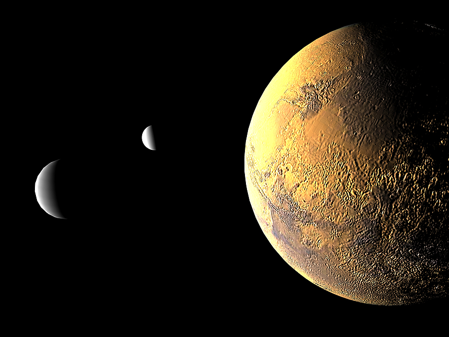 bigstock_Mars_And_Its_Two_Moons_1373181