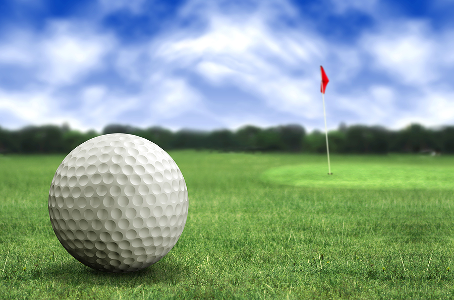GolfBallstock_Golf_Ball_In_A_Course_450696