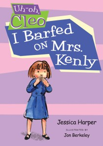 Jessica Harper - I barfed on Mrs. Kenly