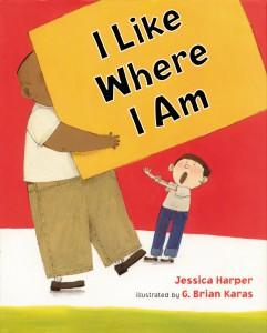 Jessica Harper - I like Where I Am