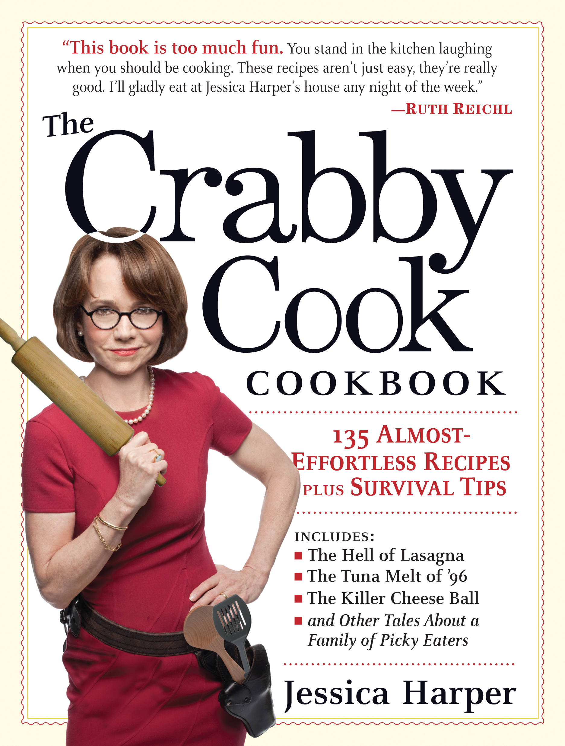 Jessica Harper - The Crabby Cookbook